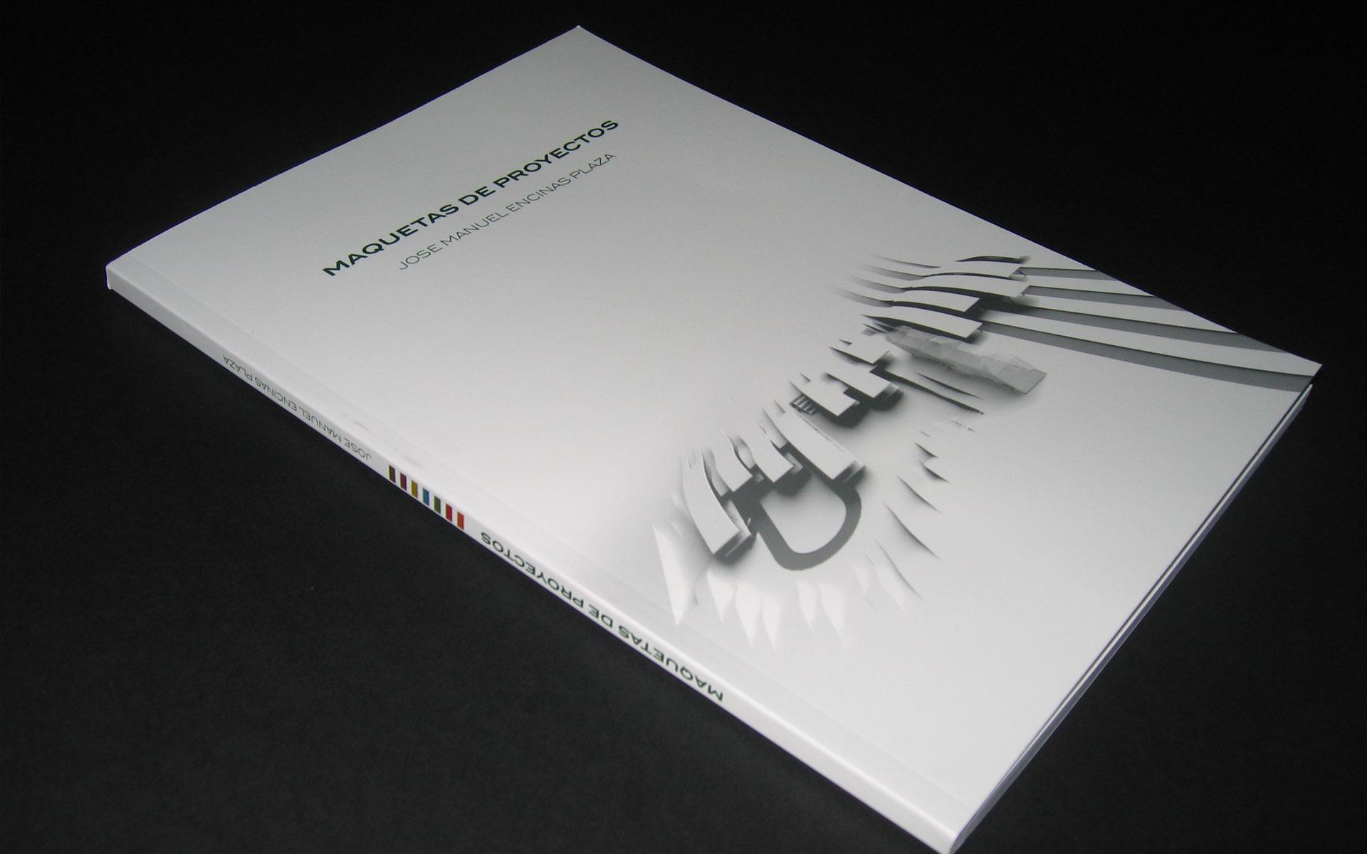 "Libro ""Maquetas de Proyectos"""